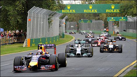 Australia 2014 f1 f1 2014 Grand Prix of