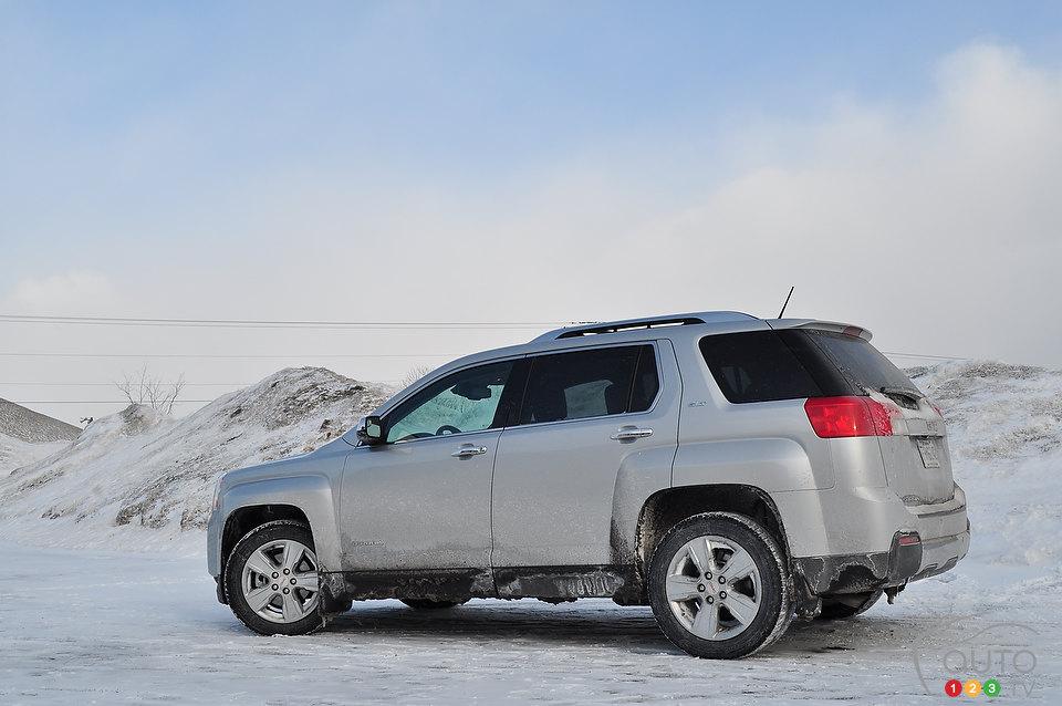 2014 gmc terrain slt - photo #8
