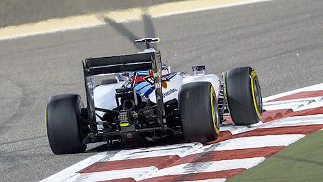 F1 Mercedes FW36 Mercedes