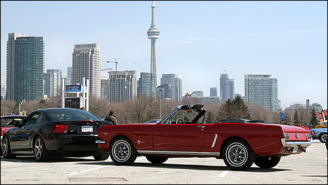 Ford Mustang : une icône fête ses 50 ans