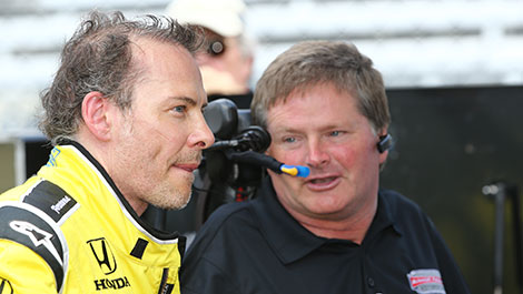 Indy 500 Hunter Reay Tops The Chart Jacques Villeneuve Is 23rd Auto123 Com
