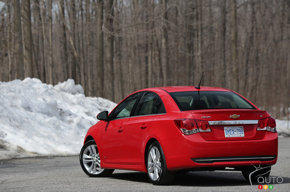 chevy cruze ltz rs review pictures to pin on pinterest thepinsta. Black Bedroom Furniture Sets. Home Design Ideas