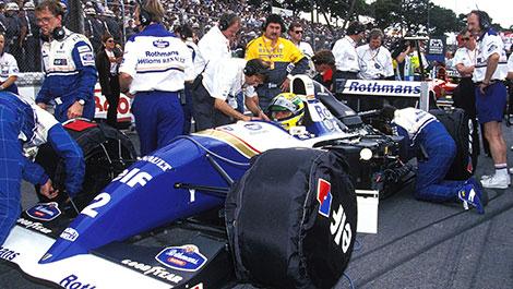 Ayrton Senna A Great Man In The Eyes Of Denis Chevrier