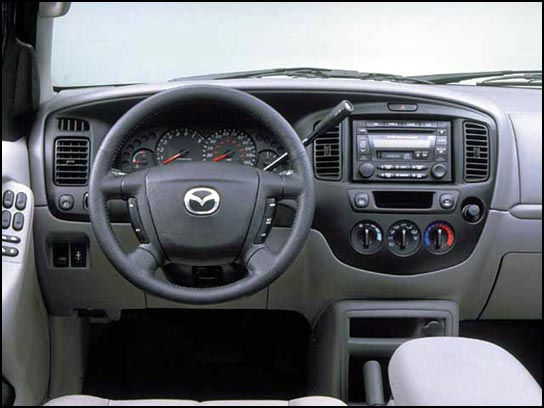 mazda tribute 2001 new autocars news. Black Bedroom Furniture Sets. Home Design Ideas