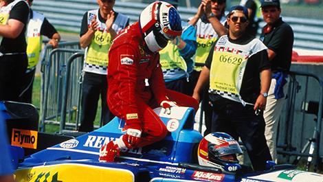 F1 Jean Alesi 1995