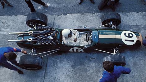 F1 Jack Brabham
