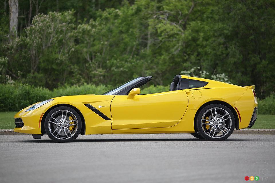 c7 corvette quarter mile autos post. Black Bedroom Furniture Sets. Home Design Ideas