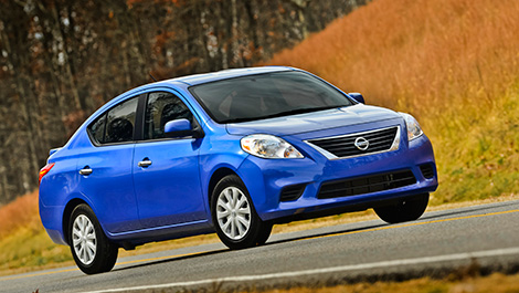2012 2014 nissan versa versa note under u s. Black Bedroom Furniture Sets. Home Design Ideas