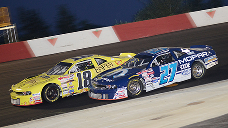 NASCAR Alex Tagliani Edmonton 2014 Andrew Ranger