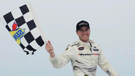 NASCAR Louis-Philippe Dumoulin