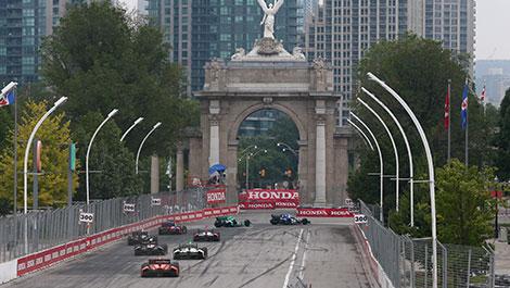 IndyCar Toronto 2014