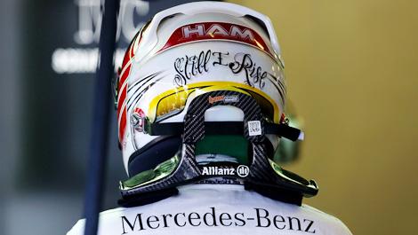 F Mercedes Drivers