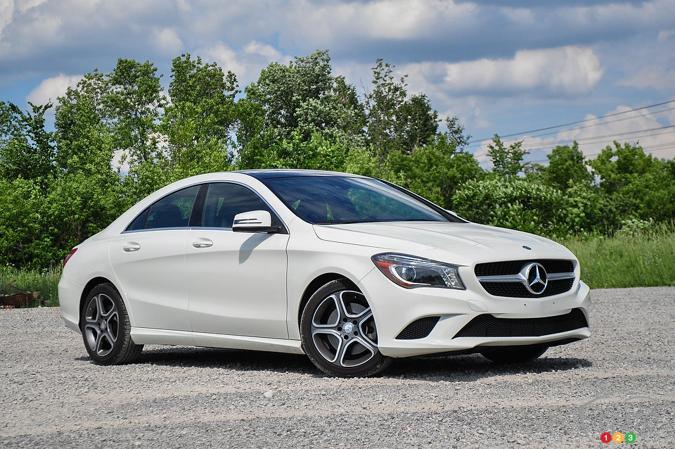 Photos mercedes cla class 2014 auto123 for 2014 mercedes benz cla class cla 250 specs