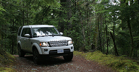 2014 Land Rover LR4 Review