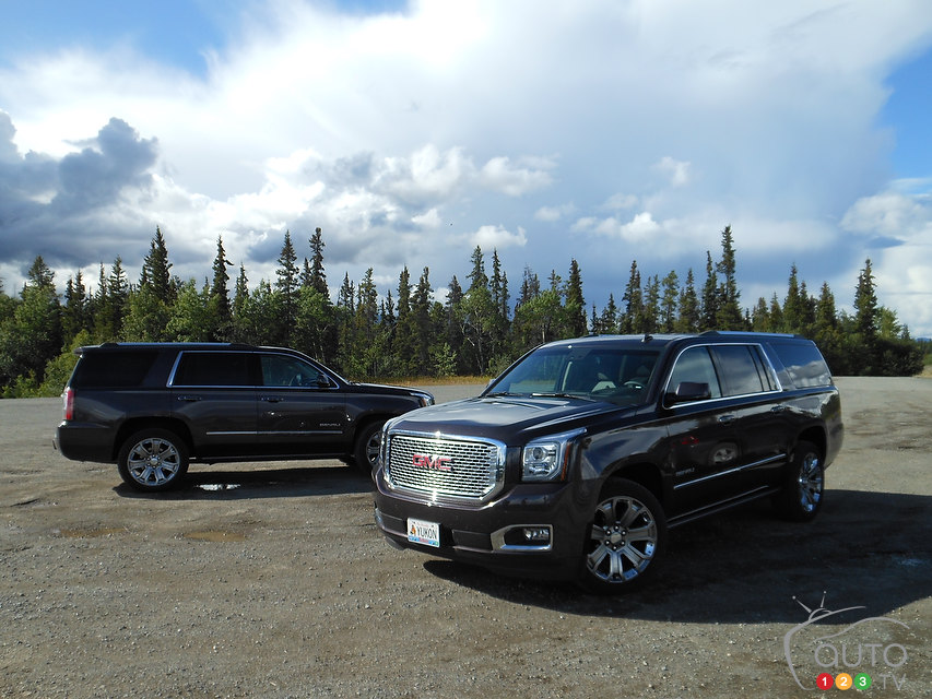 Yukon in the Yukon
