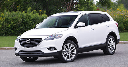 2014 Mazda CX-9 GT Review