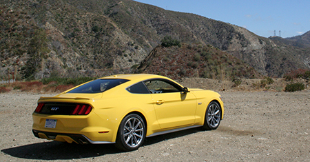 2015 Ford Mustang First Impression