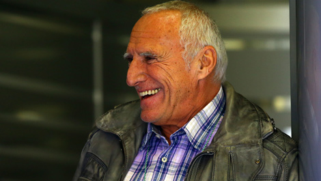 F1: Dietrich Mateschitz says Red Bull 'doesn't need' Vettel