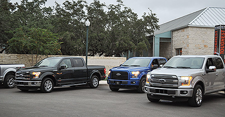 Top 15 Facts about the 2015 Ford F-150