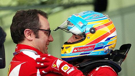 Stefano Domenicali Ferrari f1 f1 Stefano Domenicali Ferrari