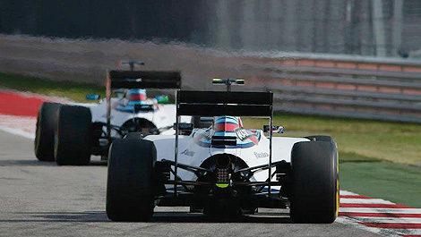 F1 Williams Martini Racing