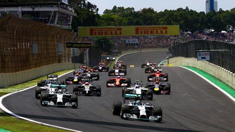 Brazilian Grand Prix F1