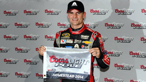 NASCAR Spring Cup Homestead-Miami Jeff Gordon