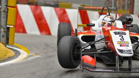 Nicholas Latifi SJM Theodore Racing