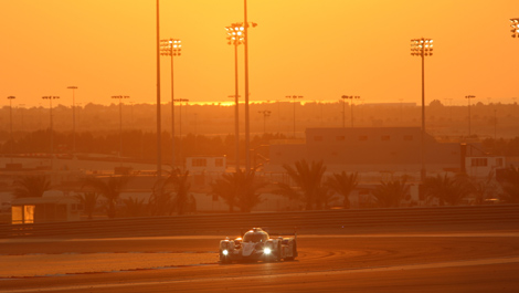 Anthony Davidson Sebastien Buemi Toyota TS040 Bahrein