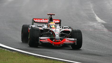 Lewis Hamilton, McLaren, 2008 (Photo: WRI2)