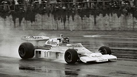 James Hunt, McLaren 1976 (Photo: WRI2)