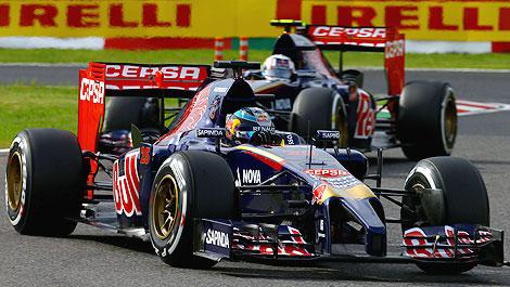 F1 Toro Rosso Cepsa