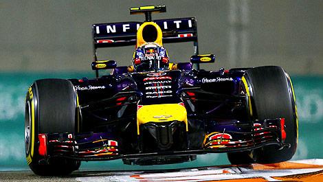 F1 Red Bull RB10-Renault Abu Dhabi