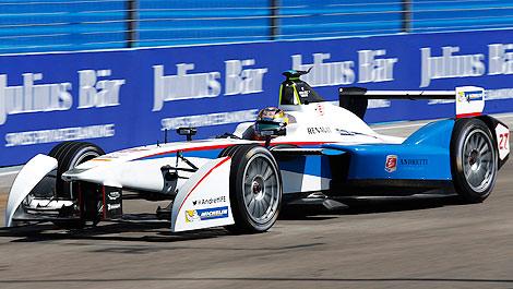 Formula E - Jean-Éric Vergne és Marco Andretti az Andretti Autosportnál!