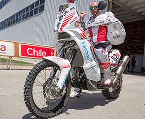 Dakar Michal Hernik KTM