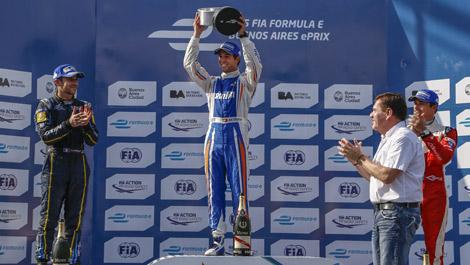 Nicolas Prost, Antonio Felix da Costa, Nelson Piquet Jr