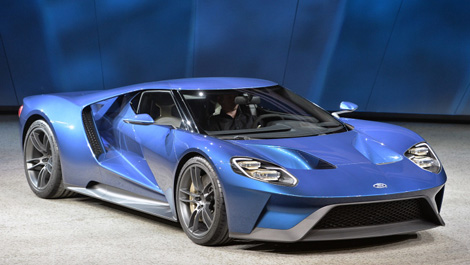 Ford GT Concept 2015