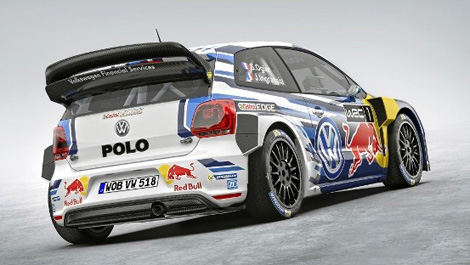 WRC Polo R 2015