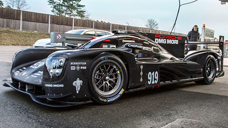 WEC Porsche 919 Hybrid