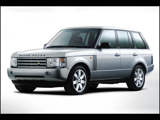 NEW RANGE ROVER SMASHING RECORDS
