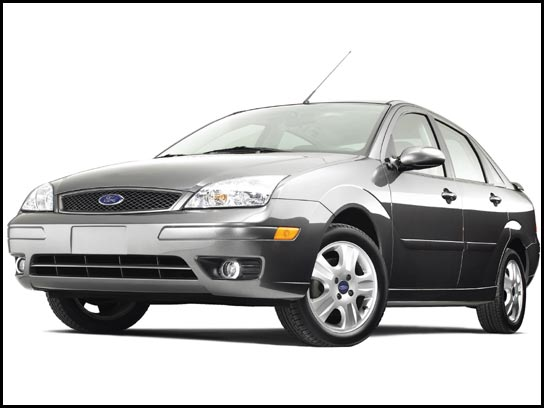 2005 Ford Focus Preview