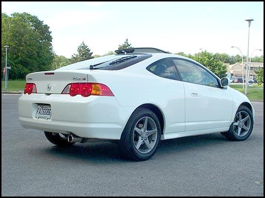 Acura Rsx 2004. Acura RSX 2004