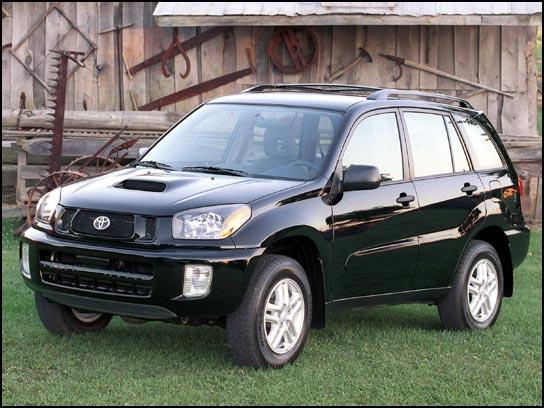 "Toyota RAV4: Hot little SUV gets added value plus ""Chili"" for 2003"