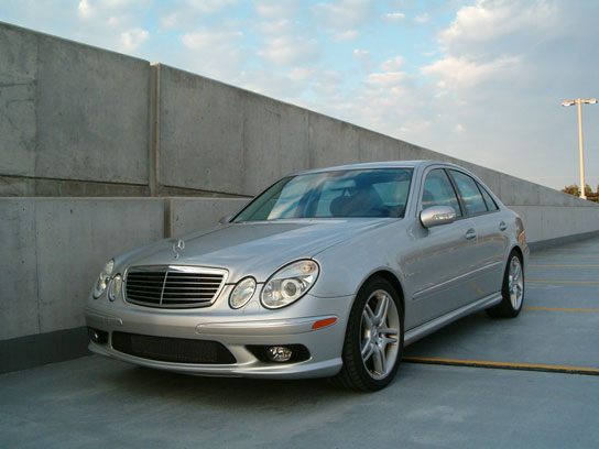 List of car and truck pictures and videos auto123 for 2005 mercedes benz e55 amg
