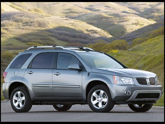 Pontiac Torrent Reviews 2006