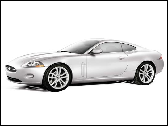 Jaguar XK Coupe Preview