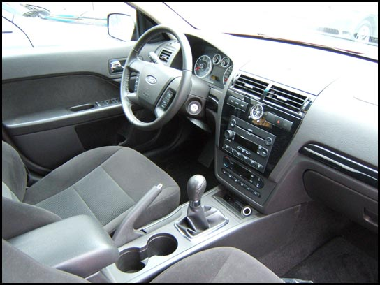 2006 Ford Fusion First Drive