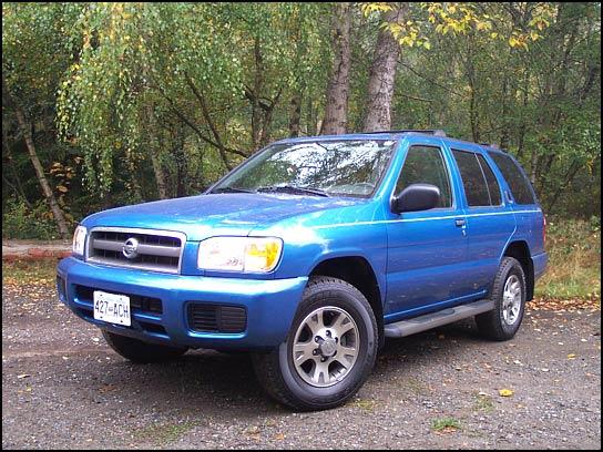 Nissan pathfinder 2003 galerie photos for Exterieur pathfinder