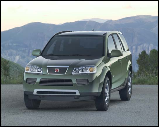 Saturn Vue hybrid payback time lowest in industry