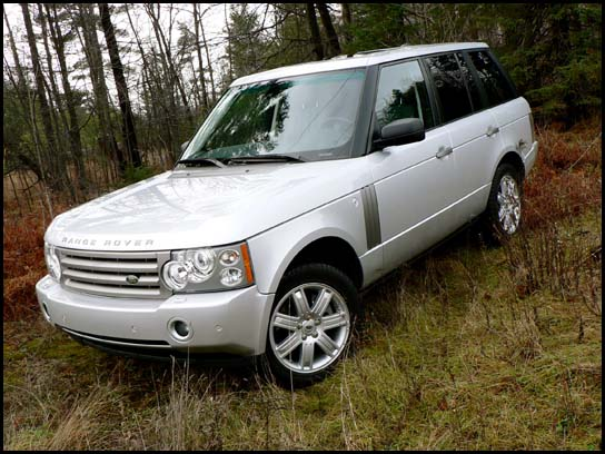 2006 Land Rover Range Rover HSE  (Photo: John LeBlanc)